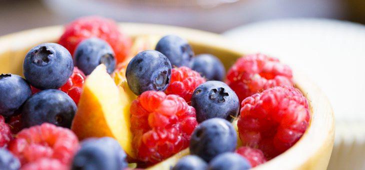 Zmiana barwy żywności